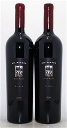 Kilikanoon Wines `Oracle` Shiraz 2001 (2x 1.5L Magnum), Clare Valley. Cork