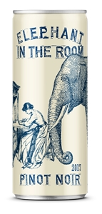 Elephant in the Room Pinot Noir 2017 (24