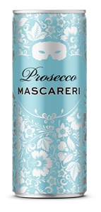 Mascareri Prosecco NV (24 x 250mL Cans),