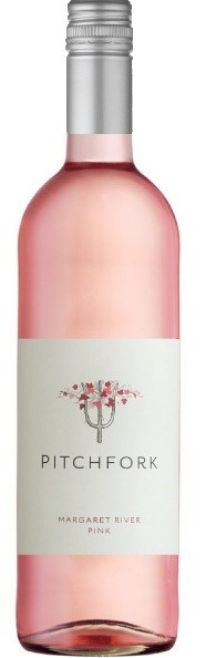 Pitchfork `Pink` Rosé 2018 (6 x 750mL), Margaret River, WA.