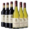 Mount Pleasant Family Range Mixed Pack (6 x 750mL)