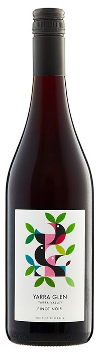 Yarra Glen Pinot Noir 2016 (12 x 750mL), Yarra Valley, VIC.