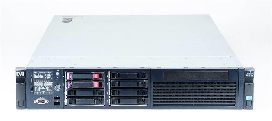 HP ProLiant DL380 G7 Rackmount Server