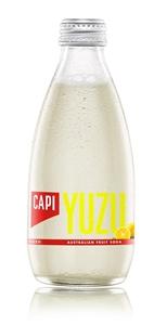 Capi Yuzu Fruit Soda (24 x 250mL)