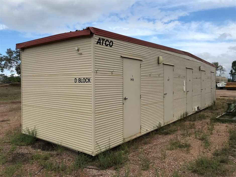 40FT Accomodation Portable