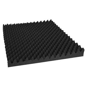 Set of 20 Acoustic Foam - Eggshell