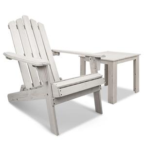 Gardeon Outdoor Adirondack Lounge Chair