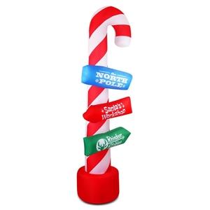 Jingle Jollys 8FT North Pole Guide Pole