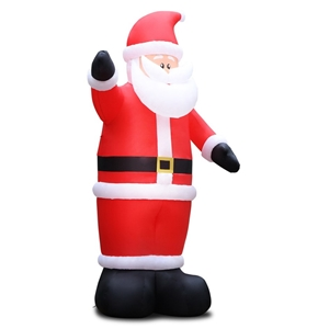 Jingle Jollys 16FT Inflatable Santa