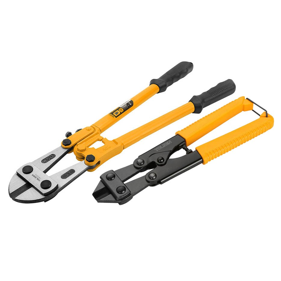2 x TOLSEN Bolt Cutters 300mm & Mini 200mm. Buyers Note - Discount Freight
