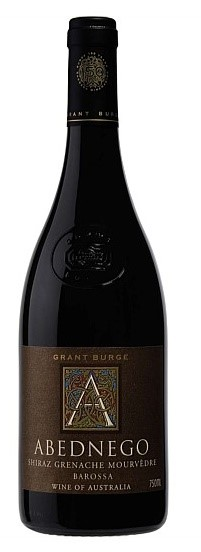 Grant Burge `Abednego` Shiraz Grenache Mataro 2016 (6 x 750mL), Barossa.