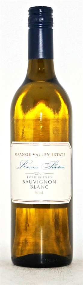 Orange Valley Estate Selection Sauvignon Blanc 2017 (12x750mL) SEA