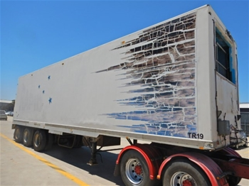 1988 Refrigerated Trailer