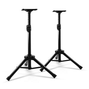Set of 2 Adjustable 120CM Speaker Stand