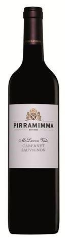 Pirramimma White Label Cabernet Sauvignon 2016 (12 x 750mL) McLaren Vale