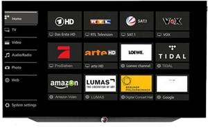 Loewe Bild 7.65 65-inch 4K UHD OLED TV (