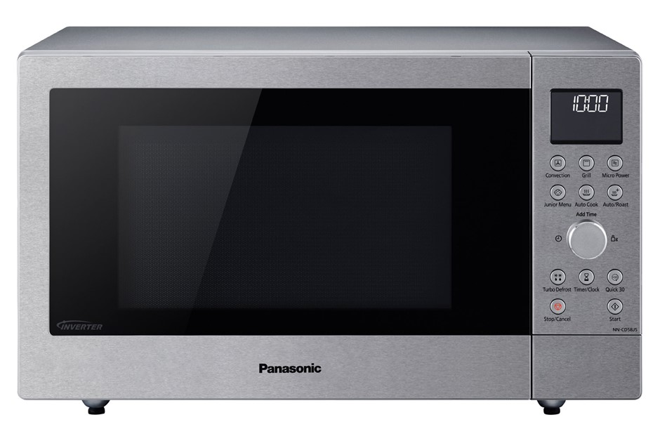 Panasonic NN-CD58JSQPQ 27L Combination Microwave Oven 1000W