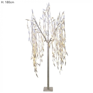FLORABELLE Giant Light-Up Willow Tree 18
