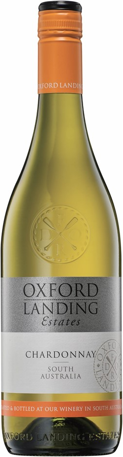Oxford Landing Chardonnay 2018 (12 x 750mL), SA.