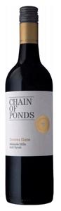 Chain of Ponds `Graves Gate` Syrah 2016