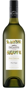 Delatite `High Ground` Pinot Grigio 2018