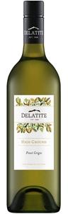 Delatite `High Ground` Pinot Grigio 2018