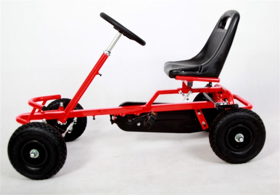 Big Kids Ride On Toy Pedal Bike Go Kart Car For Ages 8-13