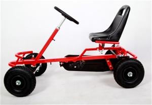 Big Kids Ride On Toy Pedal Bike Go Kart