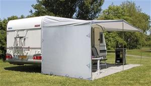 Pop Top Caravan Privacy Sun Shade Wall R