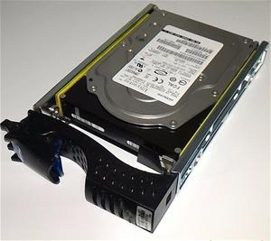 5 x EMC 146GB 15K FC 4GB Hard Disk PN:00