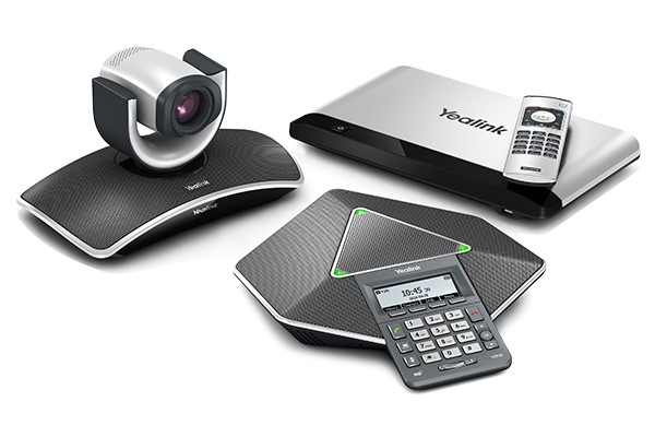 Yealink VC400 Video Conferencing System with 8 Port MCU