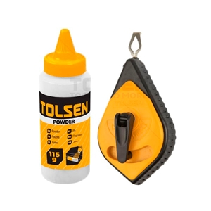 2 x TOLSEN 30M Chalk Line Sets. Buyers N