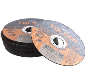 25 x TOLSEN Type 41 Flat Cut Off Wheels,