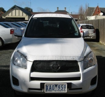 2006 nissan x trail st s automatic auction 0007 3002299. Black Bedroom Furniture Sets. Home Design Ideas