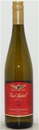 Wolf Blass `Red Label` Traminer Riesling 2015 (6x 750mL), SEA. Screwcap.