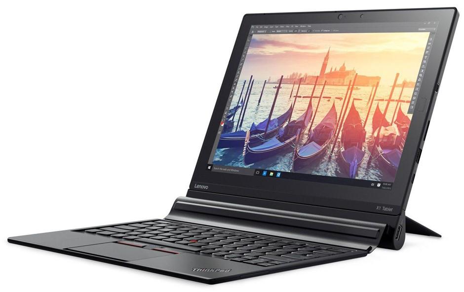 Lenovo ThinkPad X1 12-Inch Tablet 1st Gen, Black