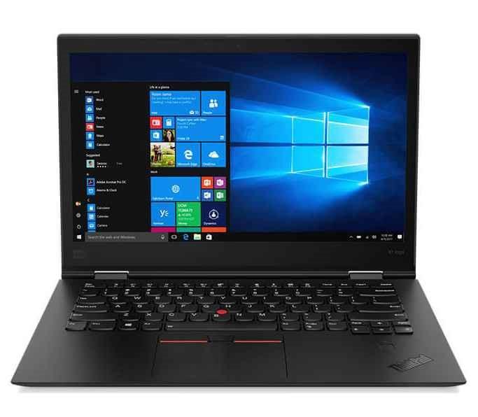 """Lenovo ThinkPad X1 Yoga Gen 3 - 14"""" WQHD Touch/i7-8550U/16GB/512GB NVMe SSD"""