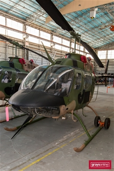 Unreserved Ex-Military Aircraft & Helicopters