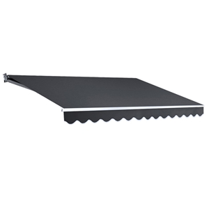 Instahut Retractable Outdoor Arm Awning