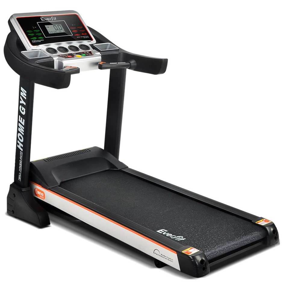 Everfit Electric Treadmill Home Gym Fitness Exercise Machine 18 Speed