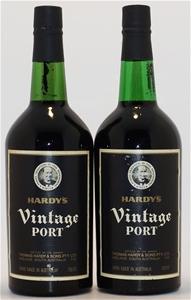 Hardy's Bin No. D380 Vintage Port 1976 (