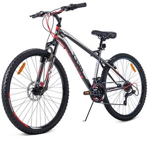 Huffy 27.5 Inch 70cm Mountain Bike Suspe