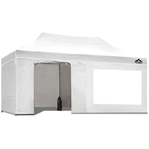 Instahut Aluminium Pop Up Gazebo Marquee