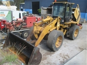 Caterpillar 938G Wheel Loader & Mill for 3800 Morbark