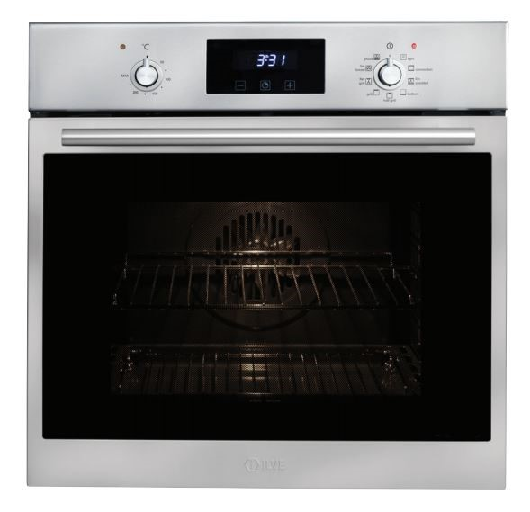 ILVE 60cm Built-in Multifunction Electric Oven (ILO60DCX)