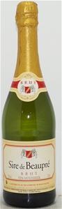 Sire De Baupre Brut Sparkling NV (6 x 75