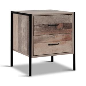 Artiss Bedside Drawer Storage Nightstand