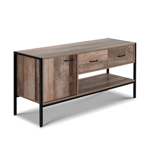 TV Stand Entertainment Cabinet Storage M