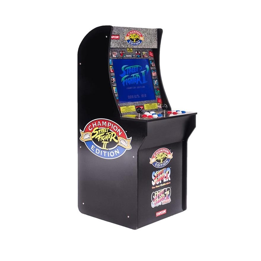 Buy Street Fighter Retro Arcade Machine Arcade1Up Game 3 ...