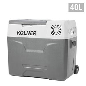Kolner 40L Portable Fridge Cooler Freeze
